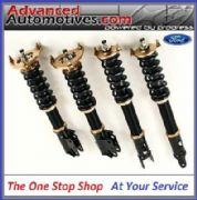 BC Racing BR Series Coilover Kit 7/5kg  Ford Focus MK2 04-10 Street Circuit Use